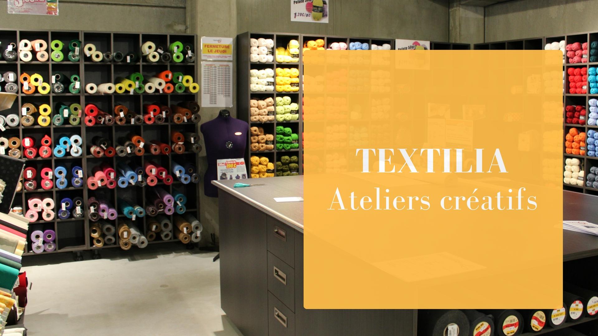 Brand Story: Textilia Bruxelles et ses ateliers créatifs