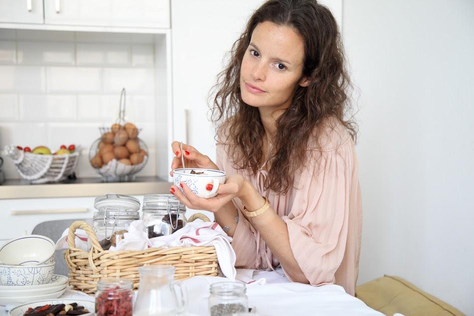 Lifestyle: La cuisine très stylisée de Charlotte Collard