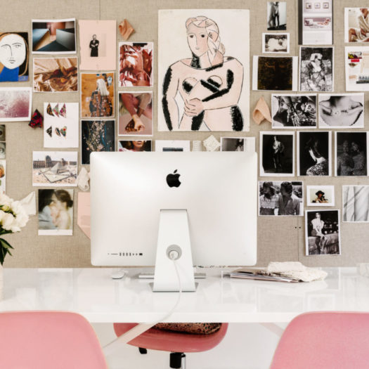 Work with The Studio by Mademoiselle Ergo