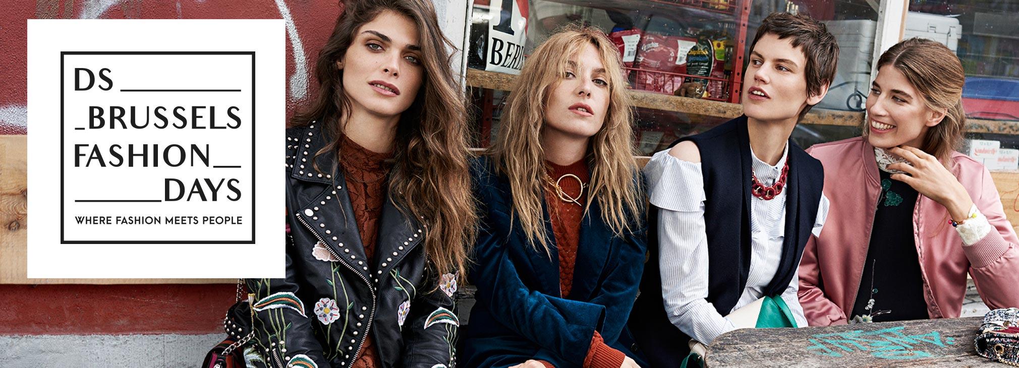 Brand Story: Étape réussie pour les DS Fashion Days de Bruxelles